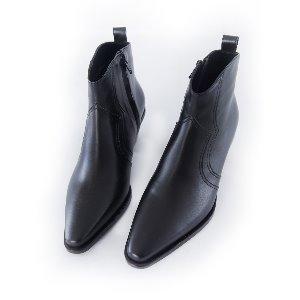 Western Short Boots (black)