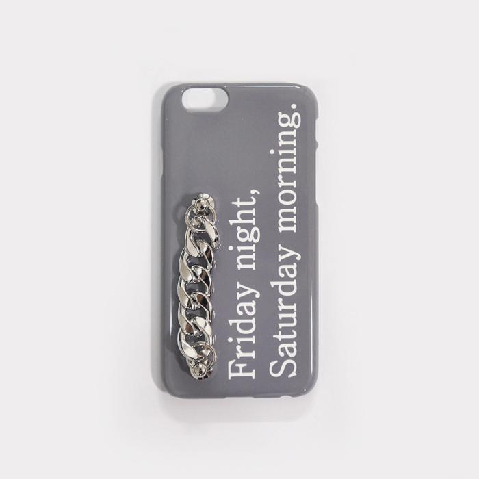 joie chain gray case