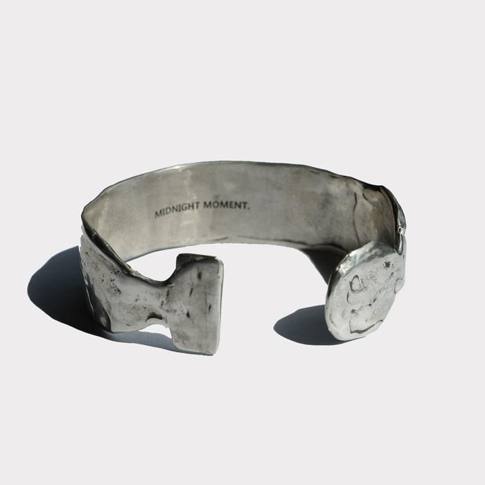 [silver925] meet the moon bangle