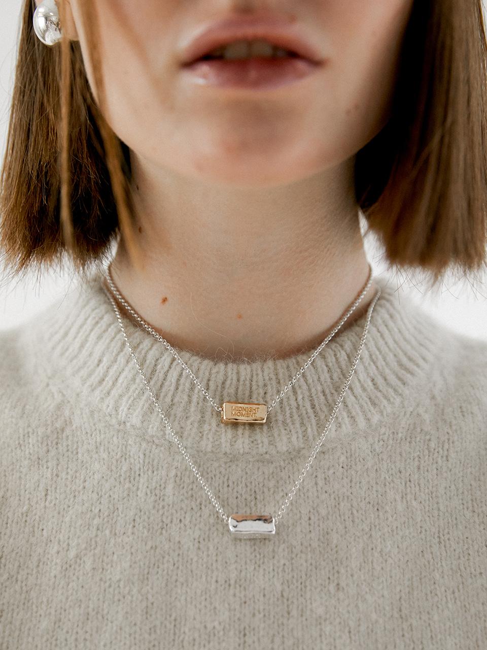 brick necklace - mix