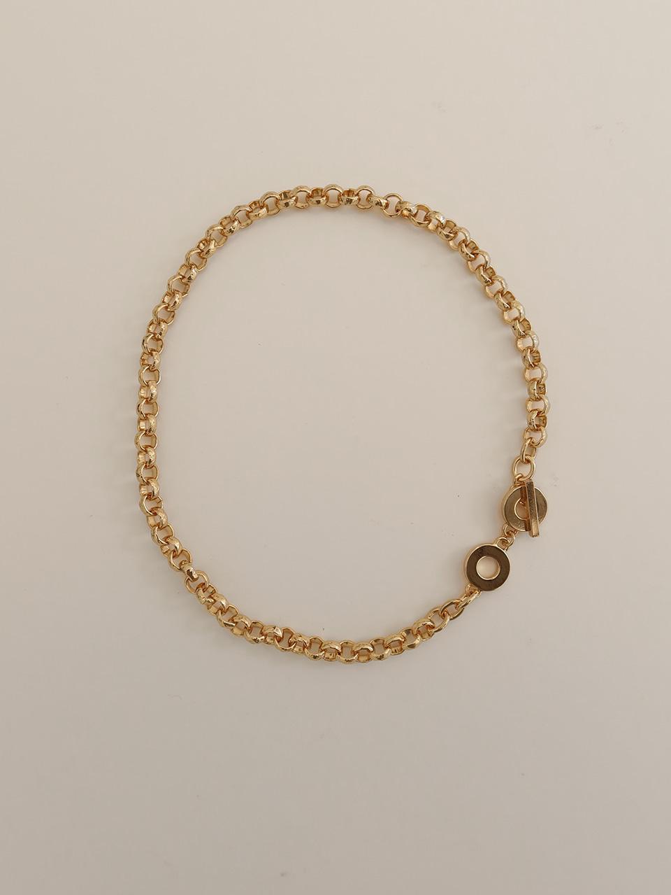origin necklace - gold