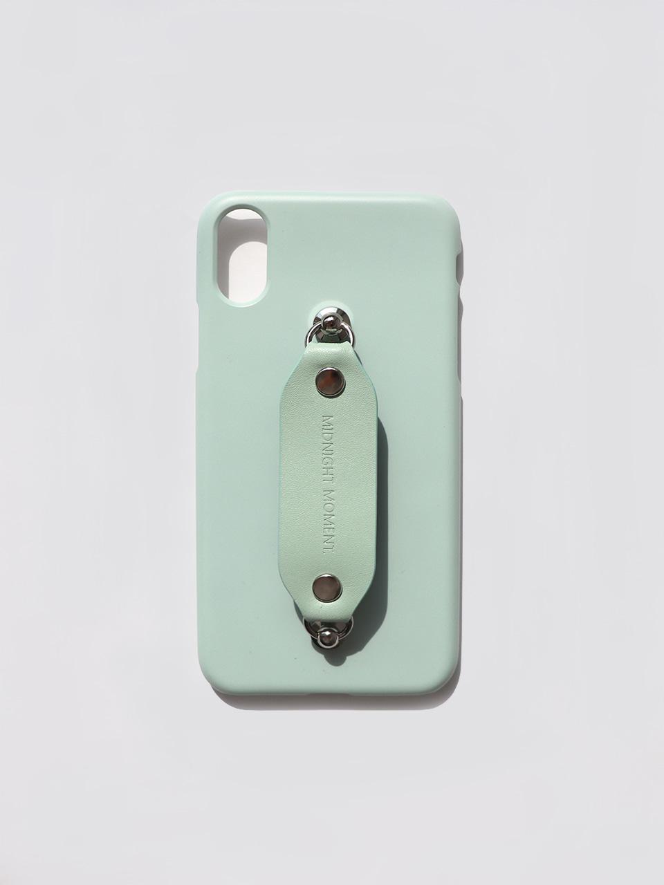leather grip case mint