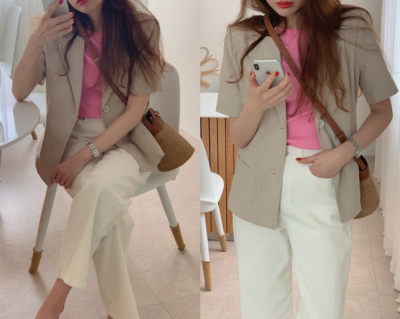 Ever jacket (beige)