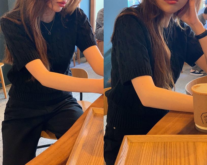 [minuet] Else knit (black)(2차수량소진/예약주문/7~10일이상소요)