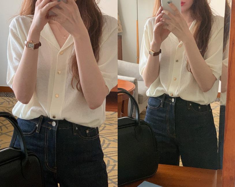 Vous cardigan (2color)(예약주문/배송준비기간이 2주이상 소요됩니다)