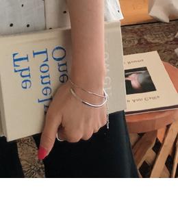 simple bracelet (2color)