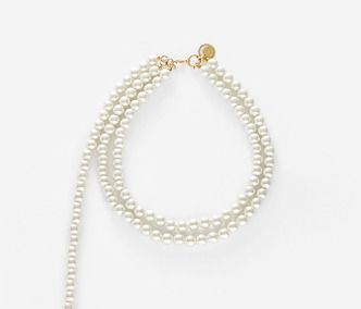 [Monday Edition] Dropped Pearl Necklace (30%off)