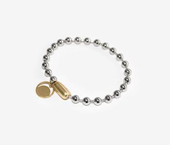 [Monday Edition] Ball Chain Bracelet (50%off)