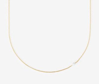[PRECIOUS] Pearl Necklace