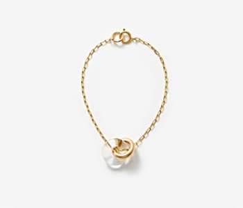 [Monday Edition] Donut Glass Anklet (10%off)