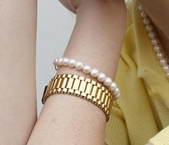 The Pearl Bracelet (제작기간 1~2주 소요)