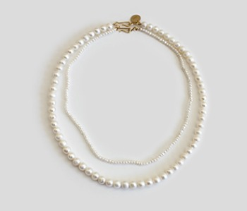 The Basic Pearl Necklace SET 20% off  (제작기간 1~2주 소요)