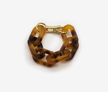 Faded Chain Bold Bracelet
