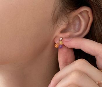 Juicy Bubbles Earrings (10%off)
