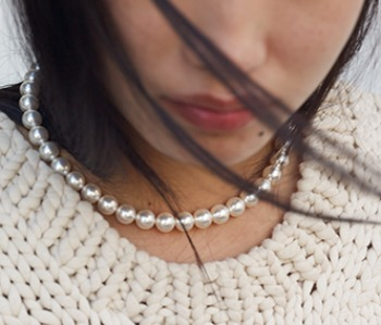 The  Basic Pearl Necklace 10mm (15% off)