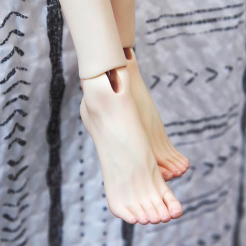 Heel Feet for Guys