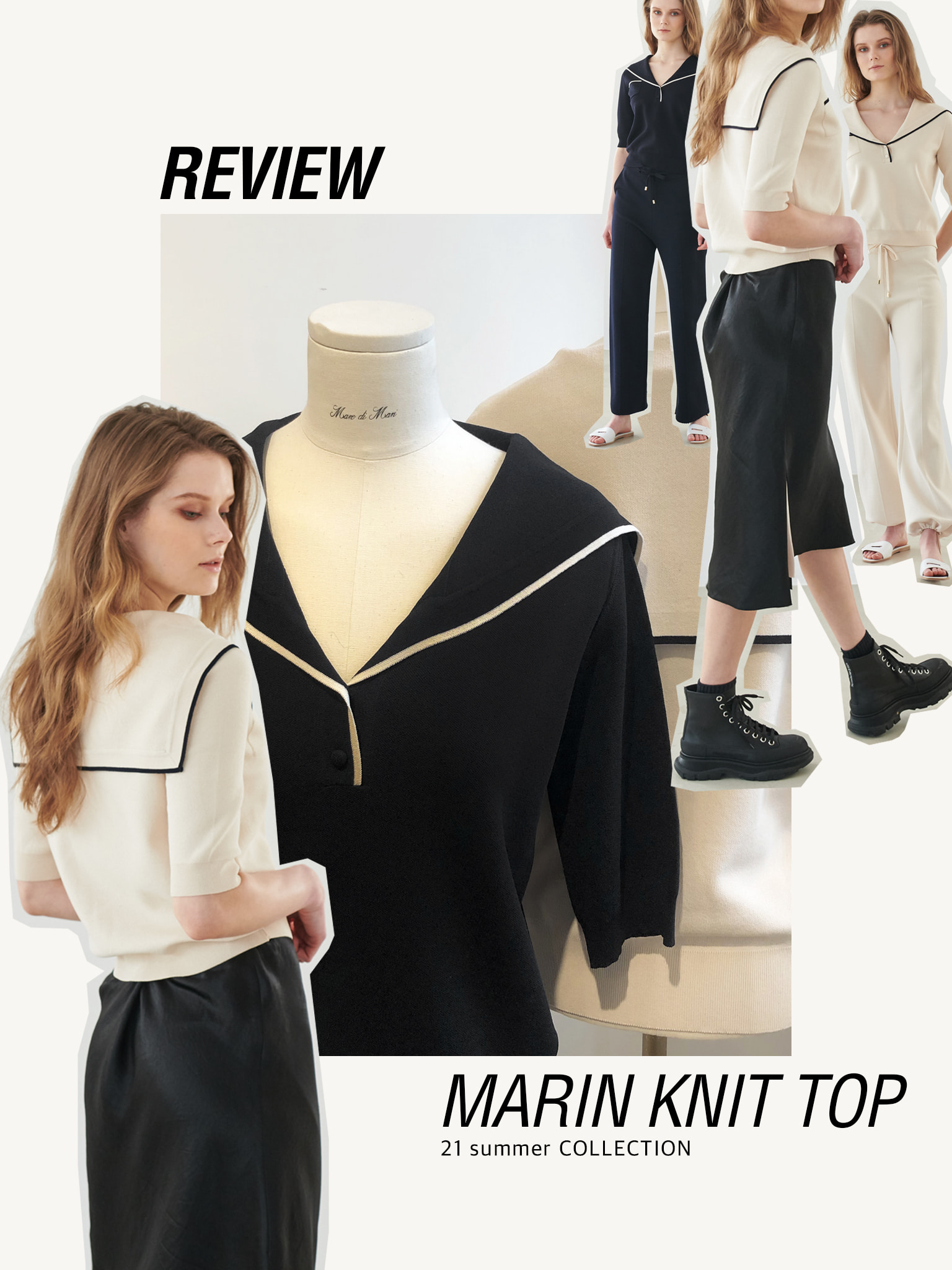 [REVIEW] Marin Knit Top