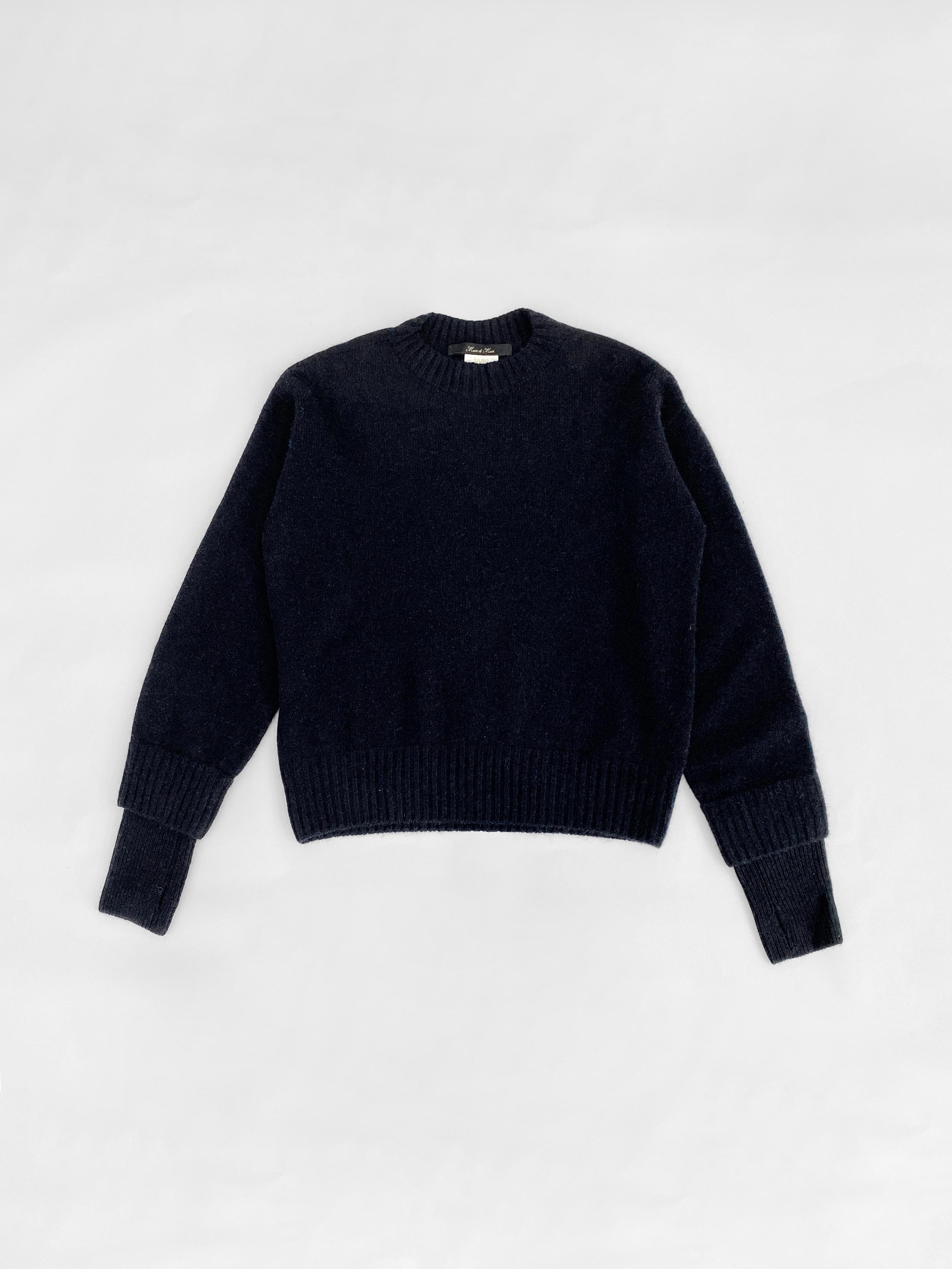 Loropiana Cashmere 100% Roundneck Pullover