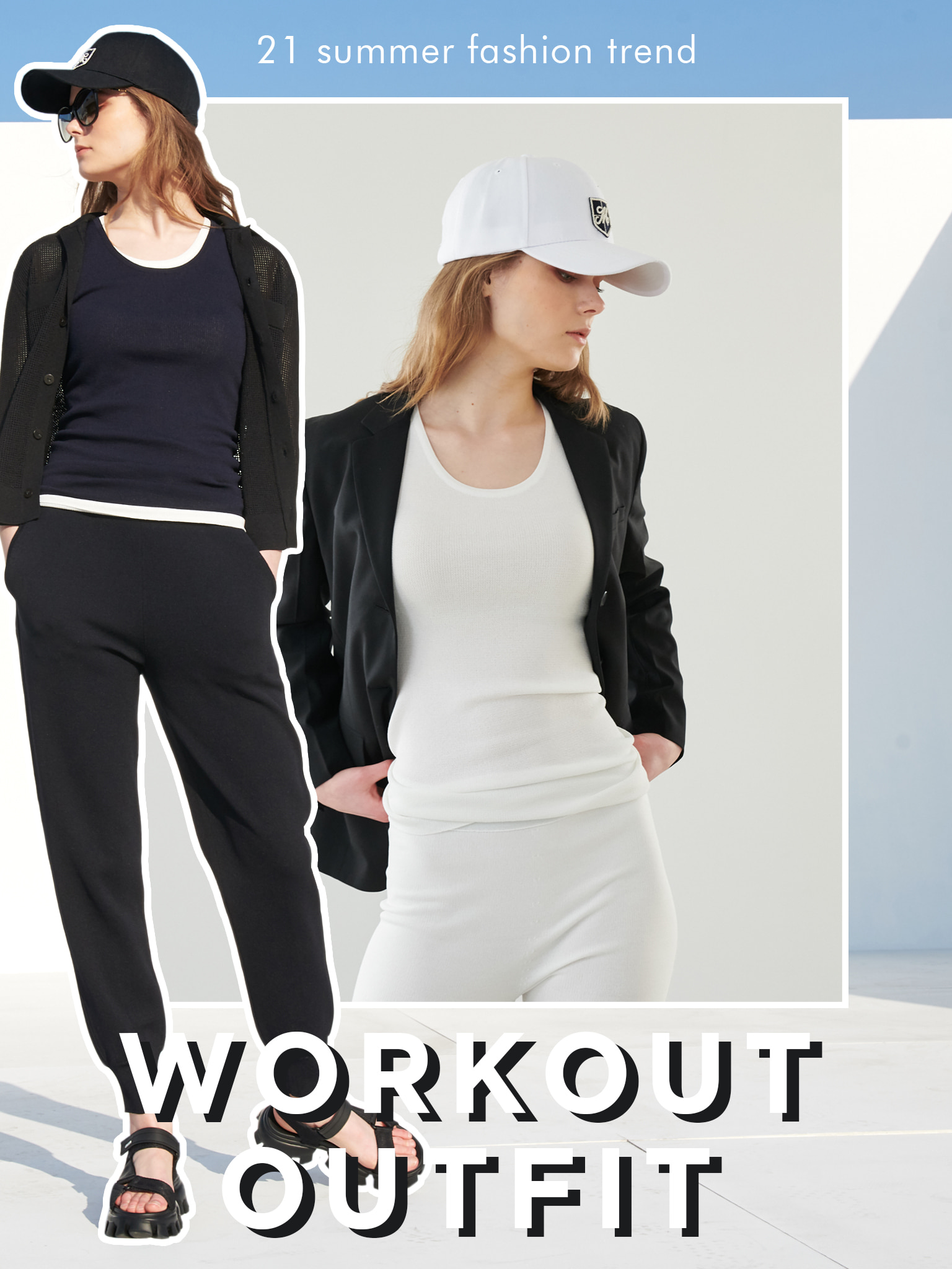 SUMMER Workout OUTFIT
