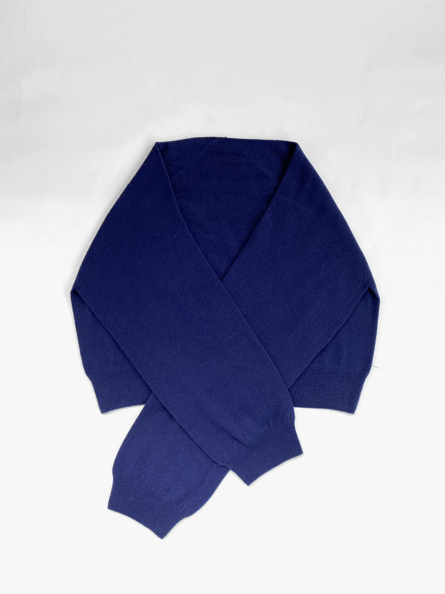 ROYAL Collection. Loro Piana Cashmere 100% Wholegarment Shawl Muffler