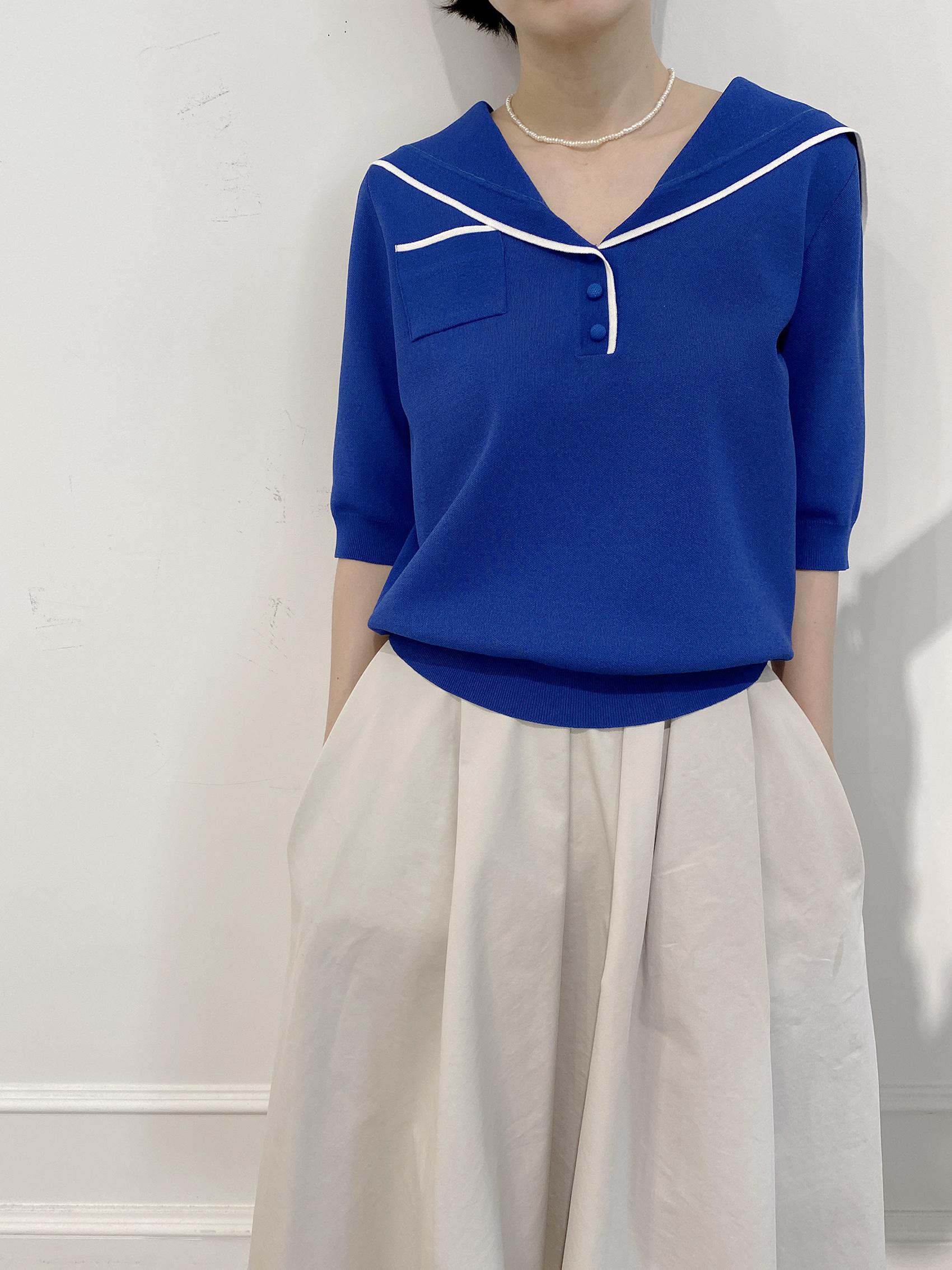 Marin Knit Top