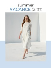 summer VACANCE outfit