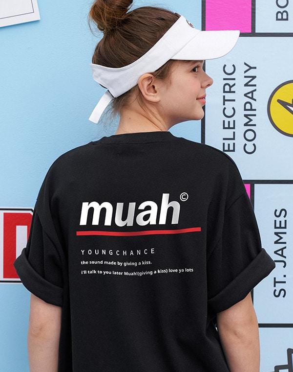 레드라인 무아 티셔츠