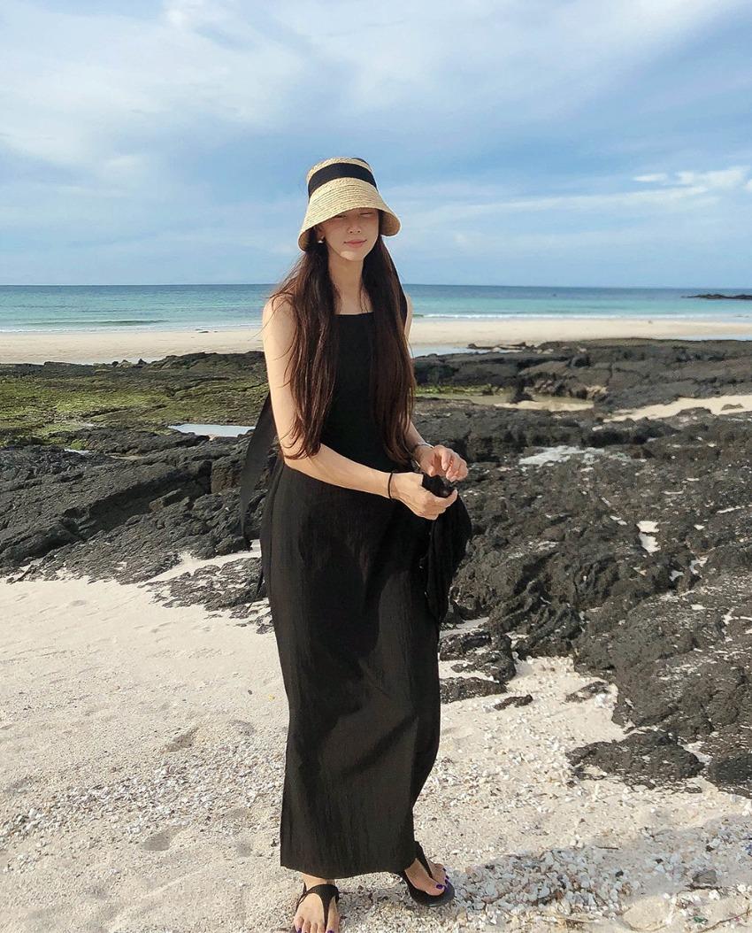 Backless Bali Dress