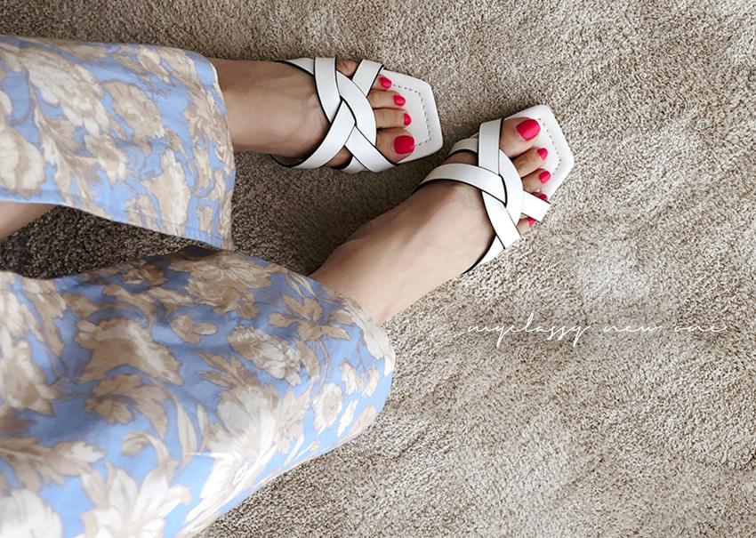 Holland slide shoes