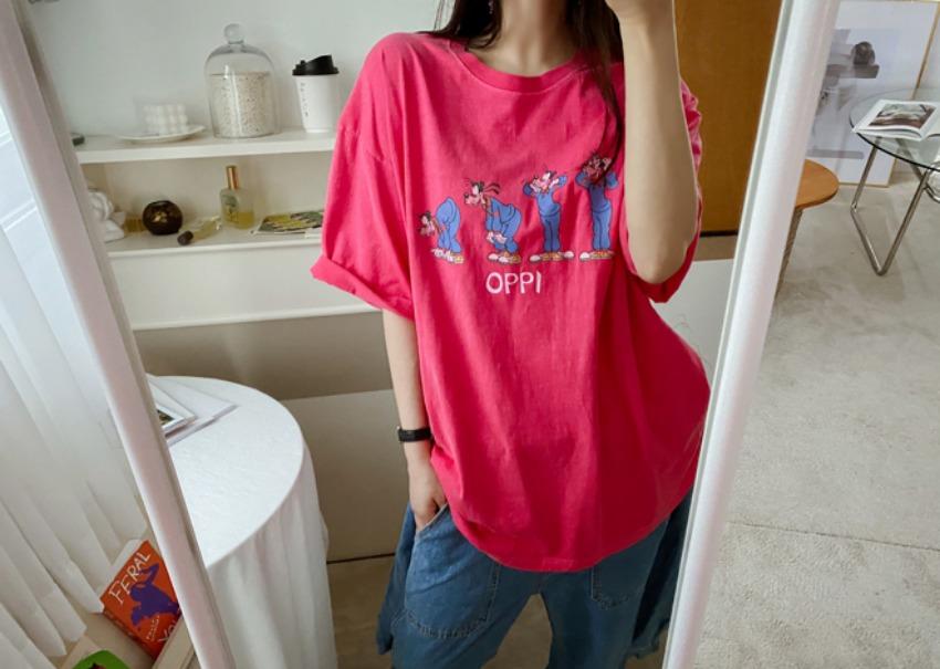 Washing Goofy T-shirt