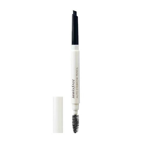 [Innisfree] Auto Eyebrow Pencil #Black 0.3g (Weight : 40g)