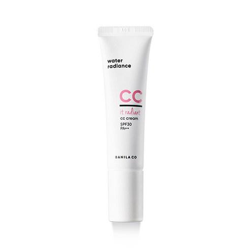 [Banila Co] It Radiant CC Cream SPF30 PA++ 30ml (Weight : 60g)