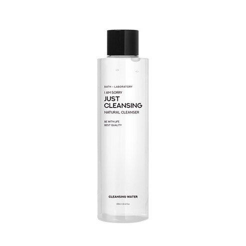 [B-LAB] I Am Sorry Just Cleansing Cleansing Water 300ml (Weight : 380g) | MYKOCO.COM