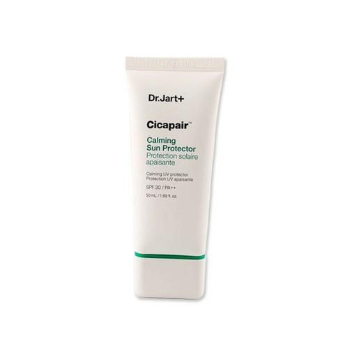 [Dr.Jart+] Cicapair Calming Sun Protector 50ml SPF 30 / PA++ 50ml (Weight : 100g)