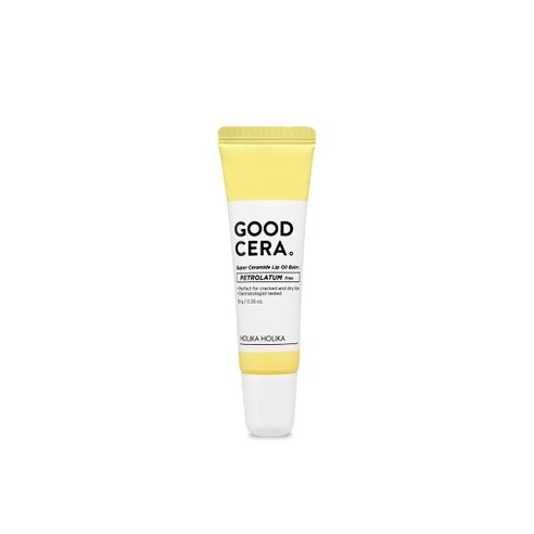 [Holika Holika] Good Cere Super Ceramide Lip Oil Balm 10g  (Weight : 40g)
