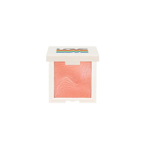 [Holika Holika] Crystal Crush Highlighter Love Who You Are Collection #03 Coral Shock 9g (Weight : 60g)