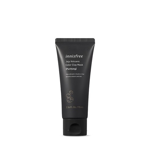 [Innisfree] Jeju Volcanic Color Clay Mask #Purifying 70ml (Weight : 120g)