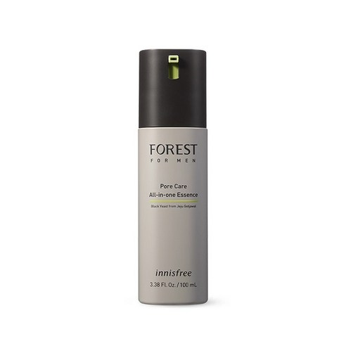 [Innisfree] Forest Pore Care All-in-one Essence 100ml (Weight : 290g)