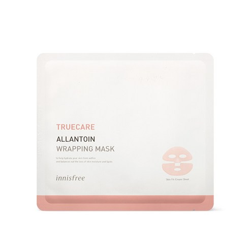 [Innisfree] Truecare Allantoin Wrapping Mask 17g (Weight : 40g)