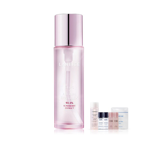 [Laneige] Clear C Advanced Effector EX 150ml + Amore Pacific Small Kit (Weight : 400g + 125g)