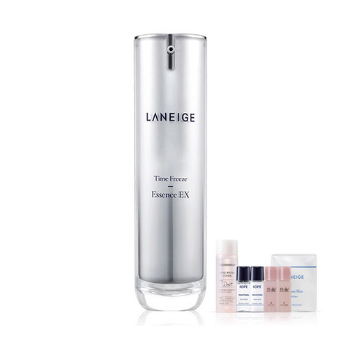 [Laneige] Time Freeze Essence EX 40ml + Amore Pacific Small Kit (Weight : 160g + 125g)