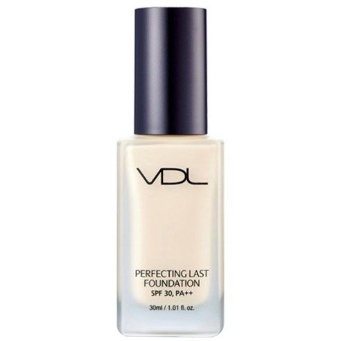 [VDL] Perfecting Last Foundation SPF30, PA++ #A00 30ml (Weight : 50g)