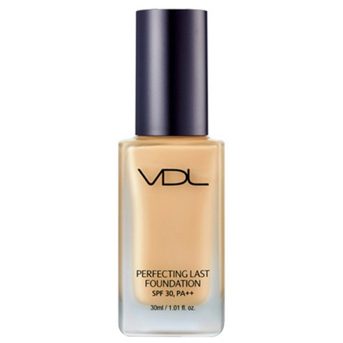 [VDL] Perfecting Last Foundation SPF30, PA++ #V04 30ml (Weight : 50g)