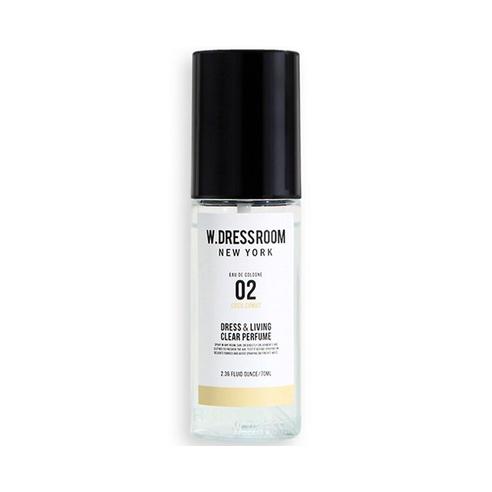 [W.Dressroom] Dress & Living Clear Perfume #02 Coco Conut 70ml (Weight : 110g) | MYKOCO.COM