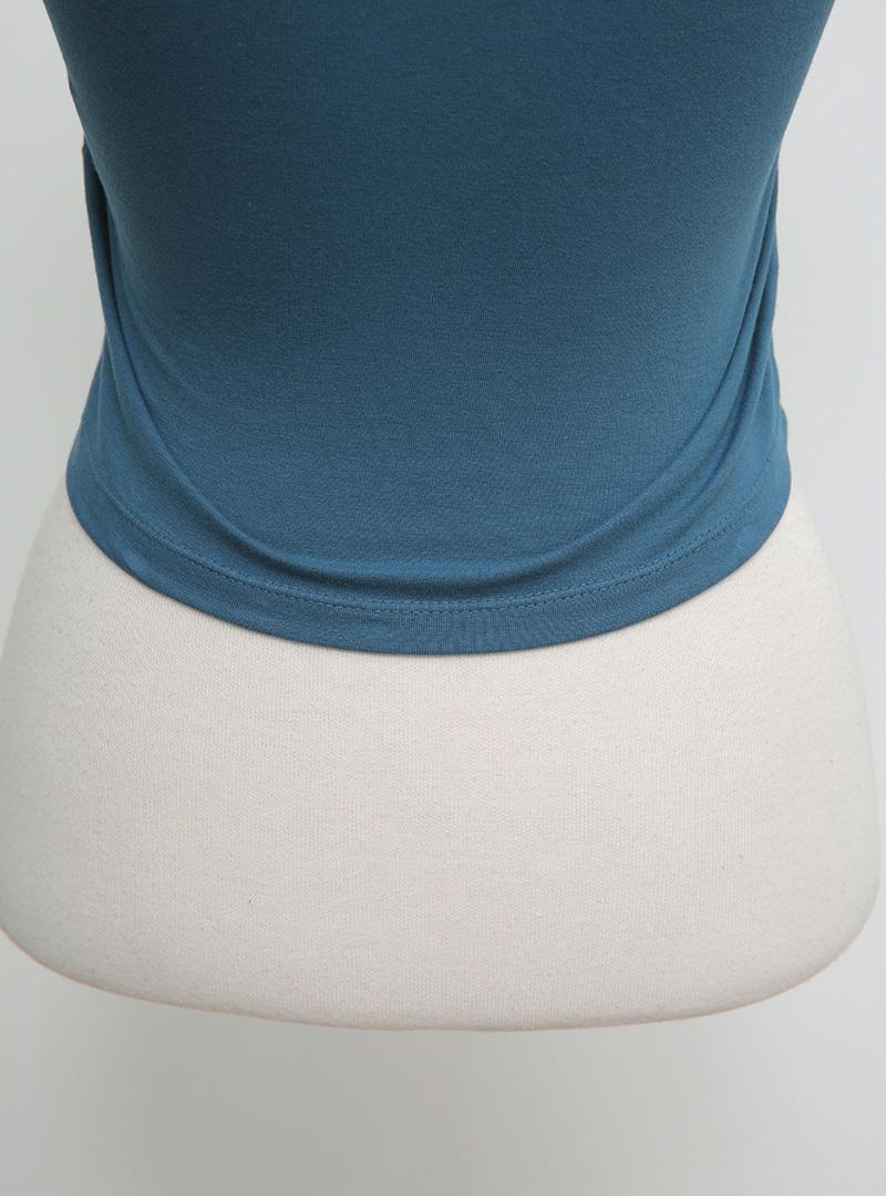 컬러스틸러 솔리드튜브탑 (+bra cap)