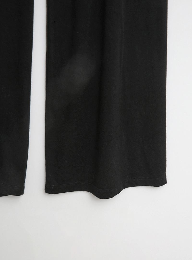 Tube Dress and Pull-On Pants Set