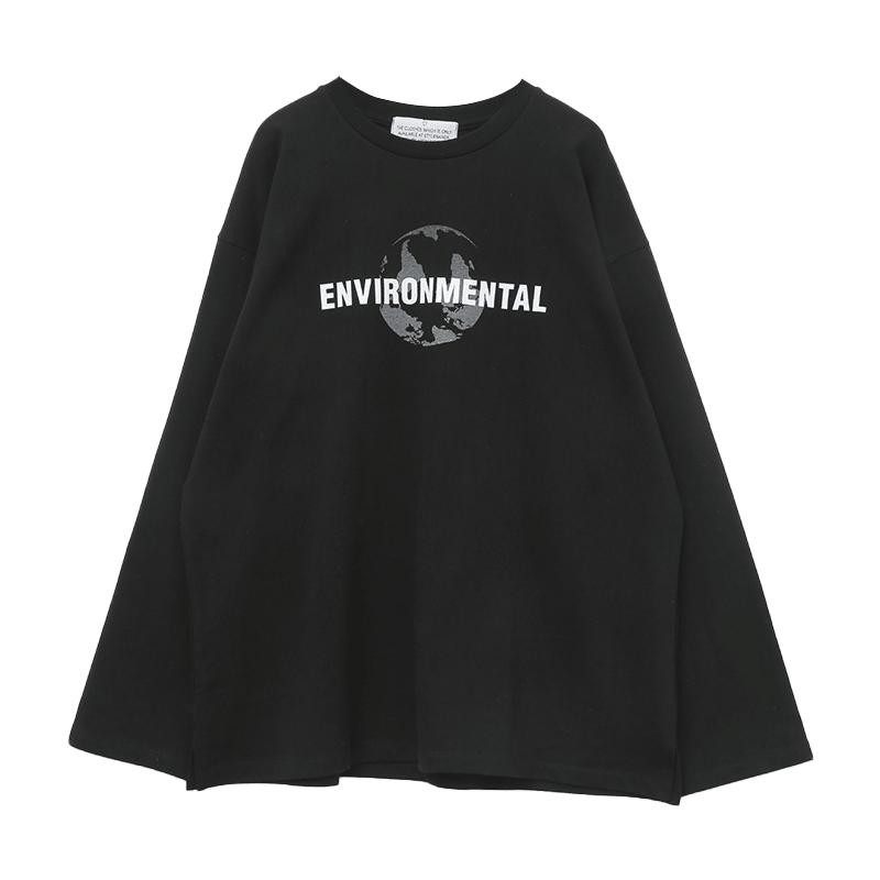 ENVIRONMENTAL Print T-Shirt