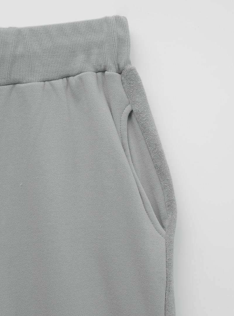 Elastic Hem Drawstring Waist Pants