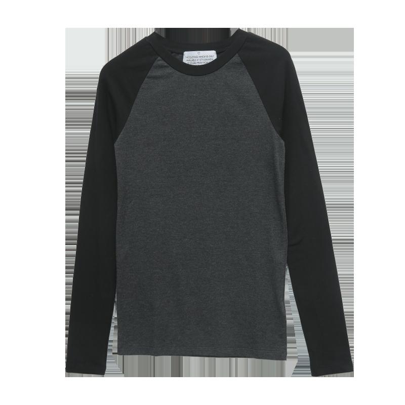 Slim Fit Raglan Sleeve T-Shirt