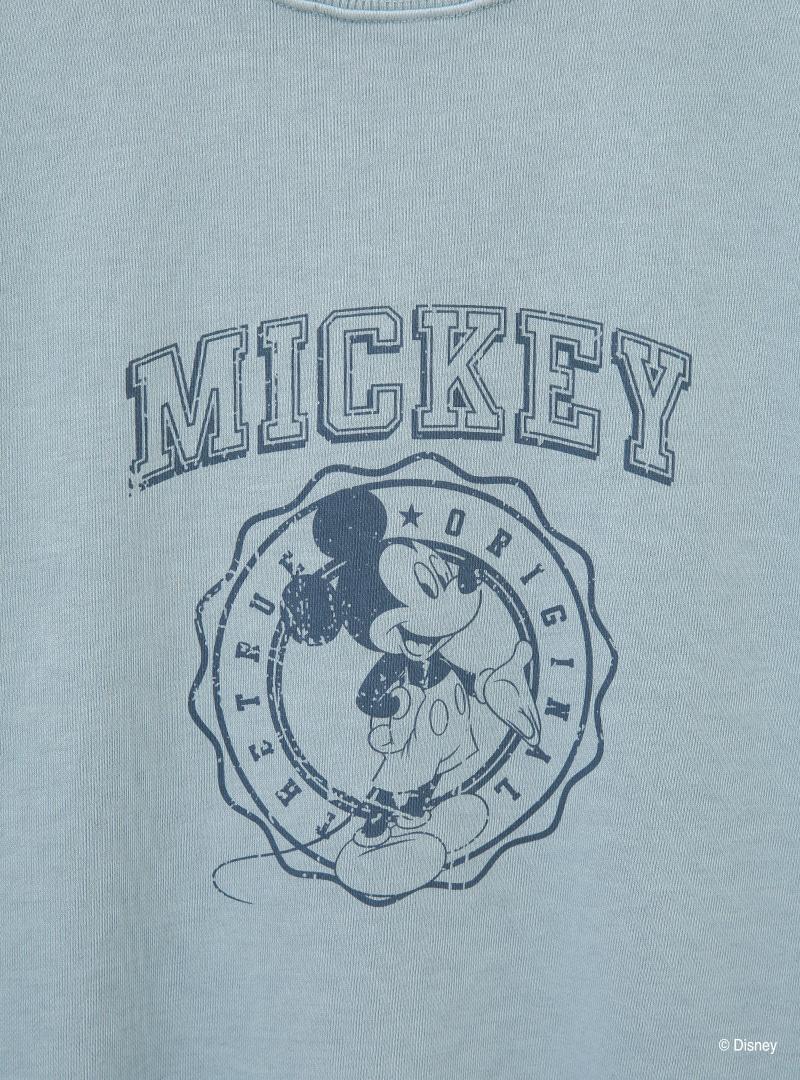 [Disney] 피그워싱나염 하프롱원피스